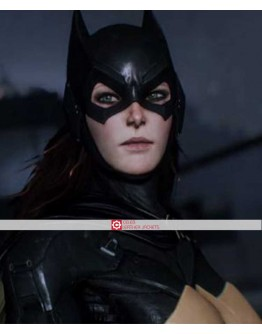 Batgirl Batman Arkham Knight Costume Jacket