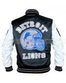 Beverly Hills Cop Axel Foley Detroit Lions Jacket