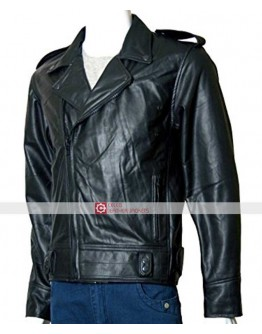 Biker Boyz Laurence Fishburne Smoke Biker Jacket