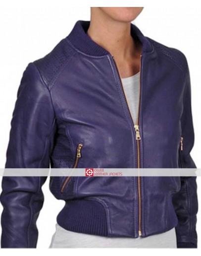 Billie Piper Doctor Who Rose Tyler Bomber Jacket