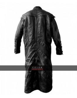 Black Sails S3 Pirate Captain Flint Costume Leather Coat