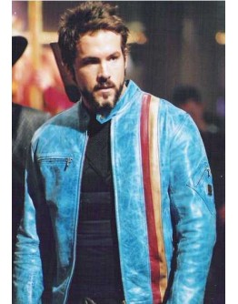 BLADE TRINITY HANNIBAL KING STRIPE JACKET