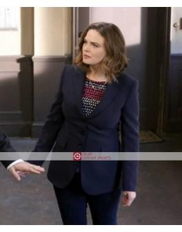 Bones Temperance Brennan Emily Blazer Jacket