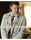 Bones David Boreanaz (Seeley Booth) Coat