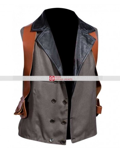 Bioshock Infinite Booker DeWitt Costume Vest