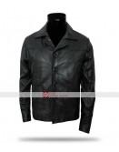 Brad Pitt Killing Them Softly Leather Jacket