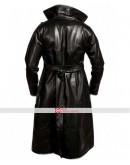 Eric Draven The Crow Brandon Lee Faux Leather Coat