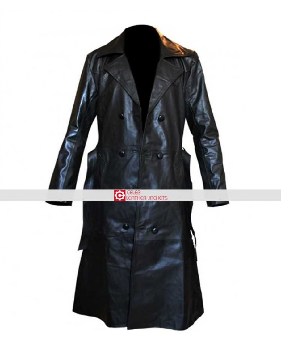 Buffy leather jacket