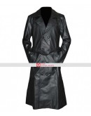 Buffy The Vampire Slayer Spike FAUX Leather Coat