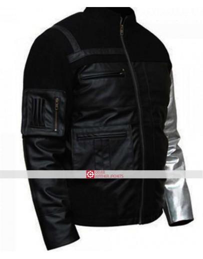 Captain America Civil War Bucky Barnes Costume Jacket