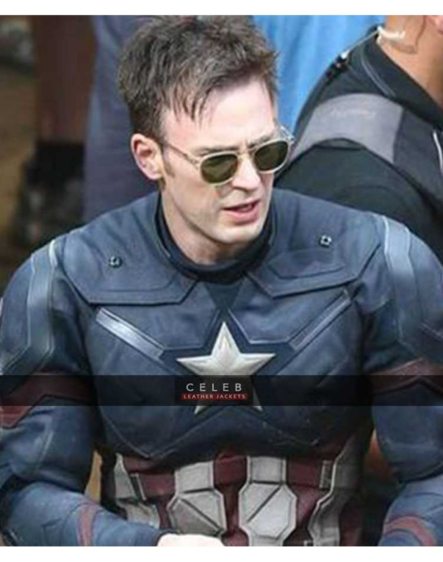 captain america civil war women costume jacket