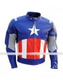 Captain America First Avenger Chris Evans Jacket