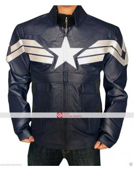Captain America The Winter Soldier Chris Evans Costume