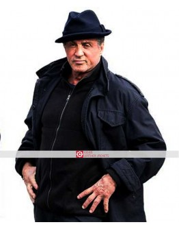 Creed Movie Rocky Balboa Sylvester Stallone Jacket