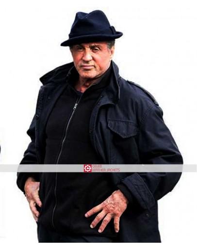 Creed Movie Rocky Balboa Sylvester Stallone Jacket