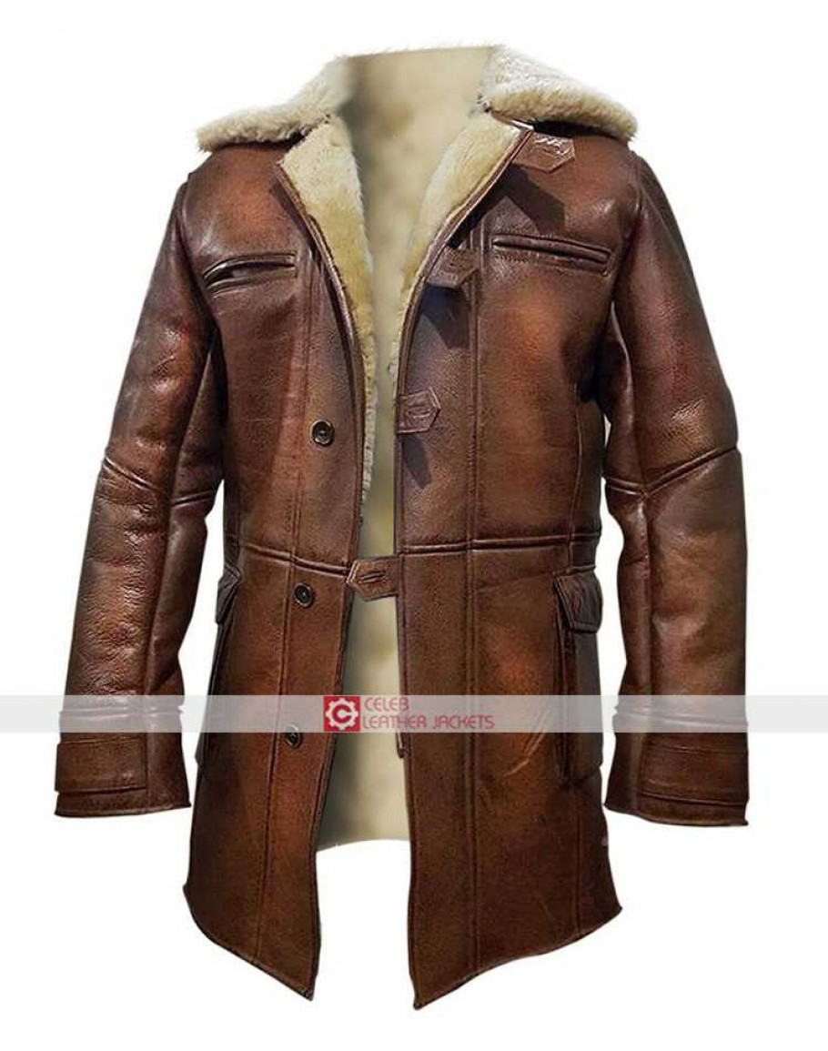 Banes leather jacket