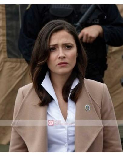 Designated Survivor Italia Ricci Emily Rhodes Coat