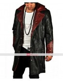 DMC Devil May Cry 4 Dante Costume Leather Jacket