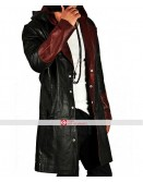 DMC Devil May Cry 4 Dante Distressed Jacket Costume