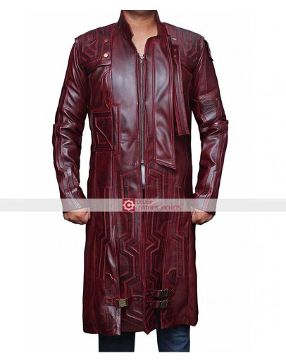 Guardians of the Galaxy 2 Star Lord Long Coat