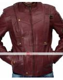 Guardians of The Galaxy Chris Pratt (Starlord) Jacket