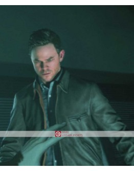 Quantum Break Jack Joyce Jacket