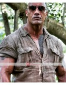 Jumanji Dwayne Johnson Shirt Style Jacket