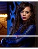 Killjoys Hannah John Kamen Blue Jacket