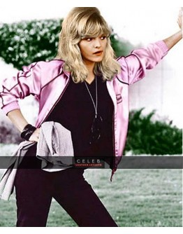 Michelle Pfeiffer Pink Ladies Grease 2 Jacket