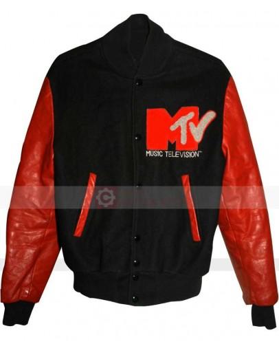 MTV Robert Pattinson Bomber Jacket