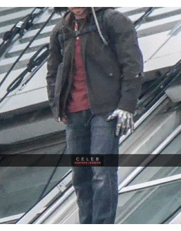 Captain America Civil War Bucky Barnes Sebastian Stan Jacket