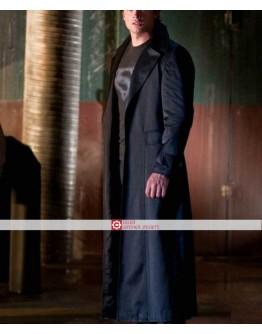 Smallville S9 Superman Clark Kent Trench Coat