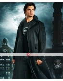 Smallville S9 Superman Clark Kent Trench Coat
