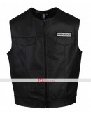 Sons of Anarchy Jax Teller PU Leather Vest