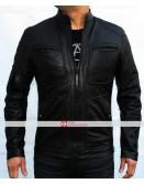 Star Trek Chris Pine (James T. Kirk) Leather Jacket