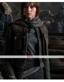 Felicity Jones Rogue One Jyn Erso Jacket With Vest
