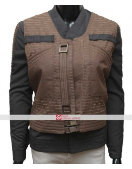Felicity Jones Rogue One Jyn Erso Jacket With Vest