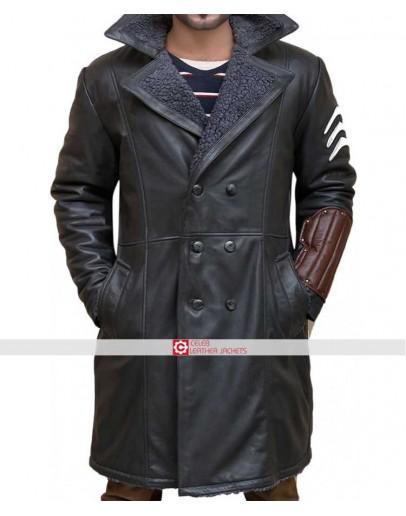 Captain Boomerang Suicide Squad Jai Courtney Bomber Coat