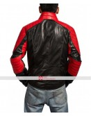 Superman Smallville Man of Steel Red & Black Jacket