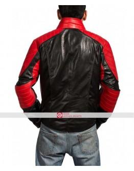 Superman Smallville Man of Steel Red & Black Jacket