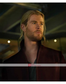 Avengers: Age of Ultron Chris Hemsworth Coat