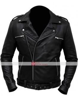The Walking Dead Negan Jeffrey Dean Morgan Jacket