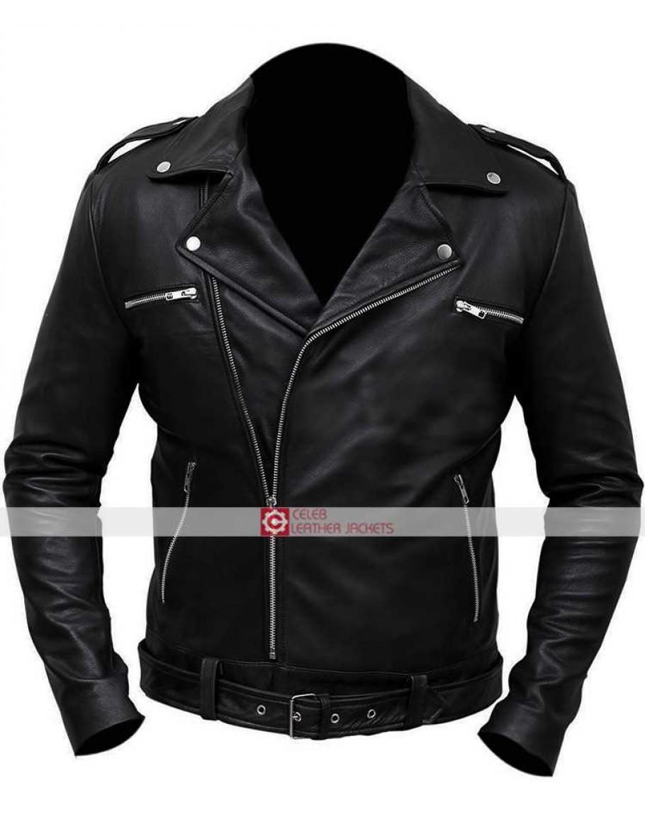 89620df38 The Walking Dead Negan Jeffrey Dean Morgan Jacket
