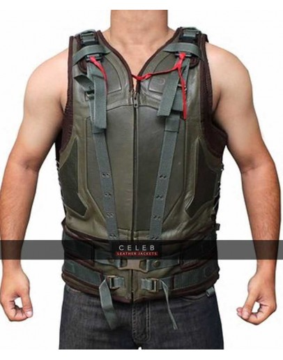 Dark Knight Rises Bane Faux Vest