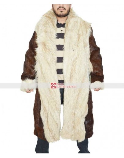 xXx 3 The Return of Xander Cage Vin Diesel Fur Coat